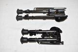 2 Telescoping Legs Bi-pods