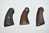 Three Pairs of Colt Grips
