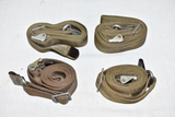 4 Military Canvas Slings