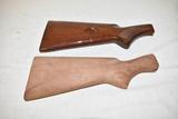 Two Wood 870 Gun Stocks