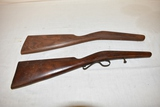 Two Stevens One Piece Young Boy Rifles