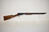 Gun. Winchester Model 1906 22 cal Rifle