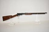 Gun. Winchester Model 1906 22 short cal Rifle