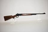 Gun. Winchester Model 64 30 WCF cal Rifle