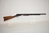 Gun. Winchester Model 1890 22 long cal Rifle