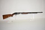 Gun. Winchester Model 61 22 cal Rifle