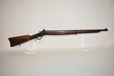 Gun. Winchester 1885 Winders Musket 22 cal Rifle