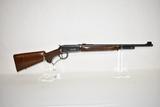Gun. Winchester Model 64 Deluxe 32 W.S.- cal Rifle