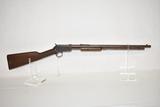 Gun.  Winchester 1906 22 cal Rifle