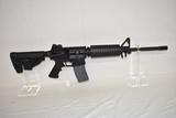 Gun. Rock River Arms Model LAR15 5.56 cal Rifle