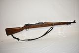 Gun. Rock Island Model 1903 30-06 cal. Rifle