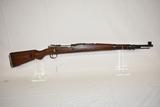 Gun. Yugo Model M48 8mm cal Rifle