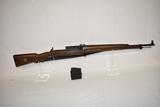 Gun. Swedish Model  Ljungman AG42 6.5x55 cal Rifle