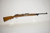 Gun. Spainish Mauser Model 1916 308 cal Rifle