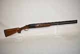 Gun. Remington Model 3200 O/U 12 ga Shotgun