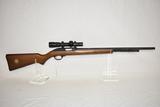 Gun. Marlin Model 60W 22 LR cal. Rifle