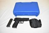 Gun. Sigarms Model P226 40 S&W cal Pistol