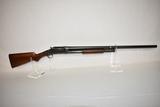 Gun. Winchester Model 1897 12 ga Shotgun