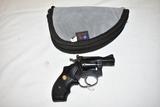 Gun. S&W Model 34 Kit Gun 22 cal Revolver