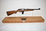 Gun. Marlin Model 9 Camp 9MM cal Rifle