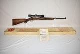 Gun. Ruger Model 77/22 22 cal Rifle