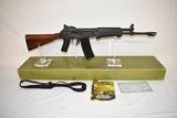 Gun. Valmet Model AR 223 cal Rifle