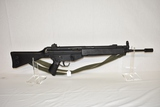 Gun. H&K Model 93 223 cal Rifle