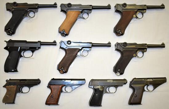 100 Firearms, Ammo, Military 1/17/21