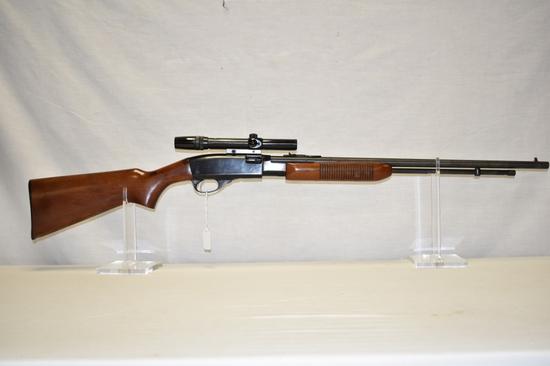Gun. Remington Model 572 Fieldmaster 22 cal Rifle