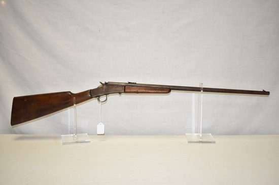 Gun. Remington Model 6 22 cal Rifle