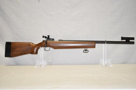 Gun. Kimber Model 82  Government 22 cal Rifle