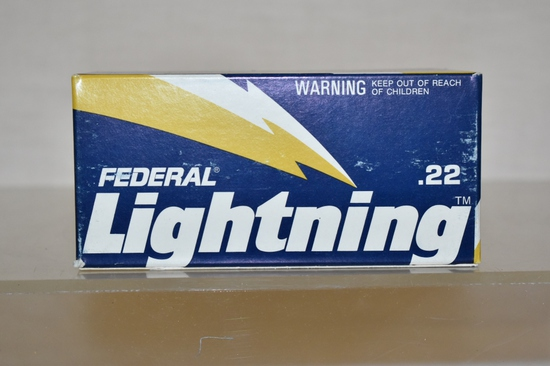 Collectible Ammo 22 LR