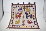 Native American Beaded Tapestry