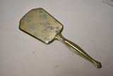 Victorian Era Handheld Gilded Mirror