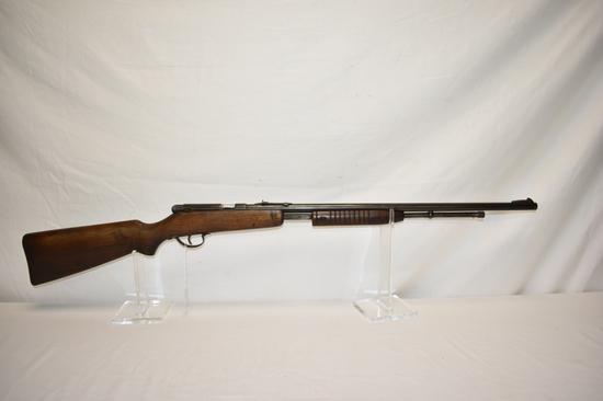 Gun. Nobel Model 235 22 cal Rifle.
