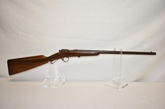 Gun. Winchester Model 02  22 cal Rifle