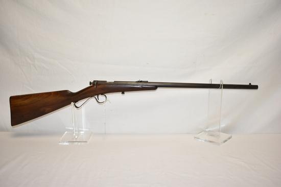 Gun. Savage Model 1911 22 Short cal Rifle
