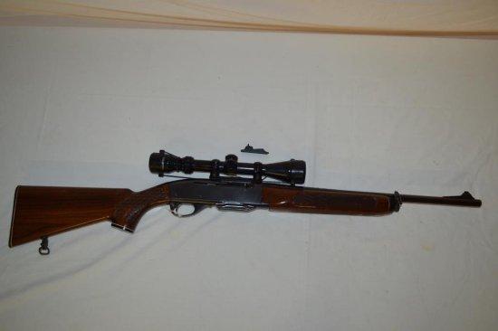 Gun. Remington Model 742 308 WIN Rifle
