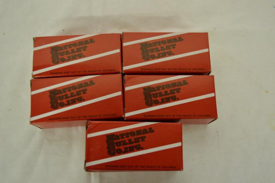 Ammo. 9mm 125 GR 250 Rounds