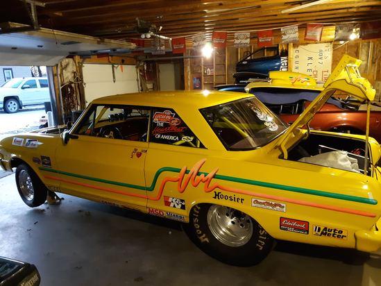 Race Car Inventory Auction
