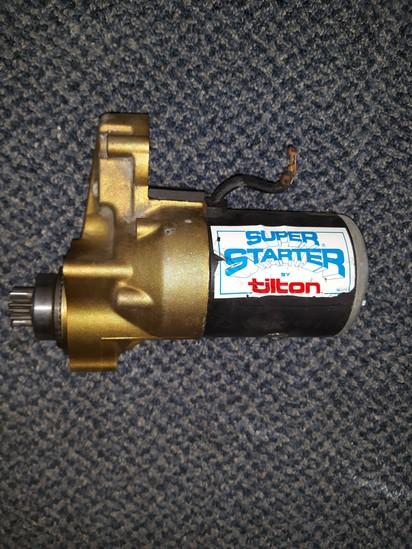 Tilton Super Starter