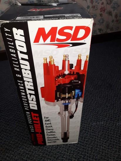 MSD Distributor