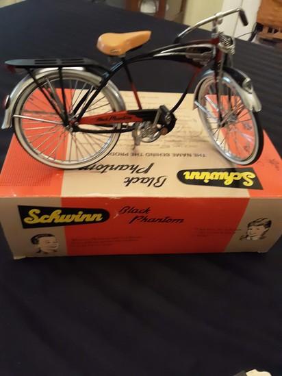 Schwinn toy bike