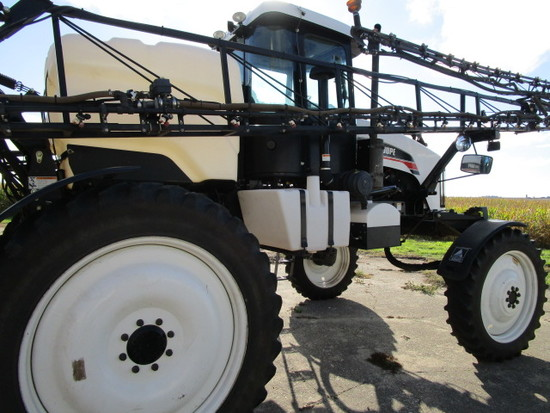 AGCO Spray-Coup 7650