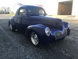 1941 WILLY'S COUPE