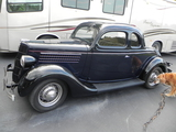1935 FORD 48 DELUXE