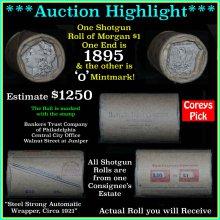 ***Auction Highlight*** Morgan dollar