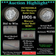 ***Auction Highlight*** Solid date
