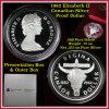 1982 Royal Canadian Mint Regina Centennial pr69
