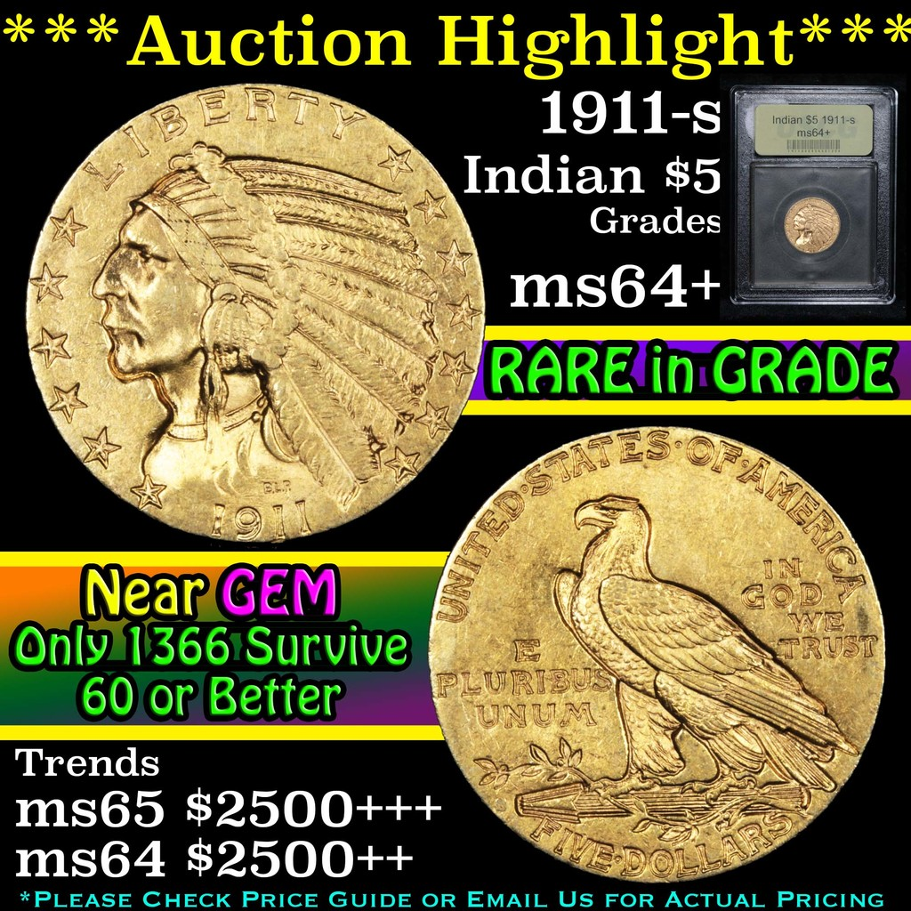 Fantastic Chicago Coin Show Consignments 5 of 6